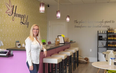 029: HempLily – A Conversation About CBD and Wellness with Owner Terri Long