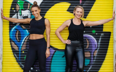039: Mbrace Studio – Making Fitness a Habit with Founders Andrea and Diana
