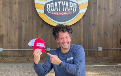 049: BoatYard Lake Norman – Meet Owner Chris Boukedes