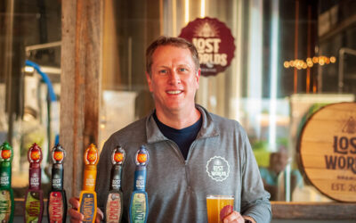 048: Lost Worlds Brewing Co. – Meet Founder Dave Hamme