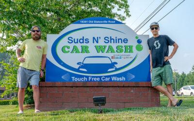066: Suds N Shine Car Wash – Meet Owners Dan and Ben Schiermeyer