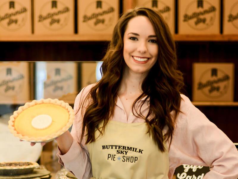 074: Buttermilk Sky Pie Shop – Meet Birkdale Co-Owner Gabby Sillyman