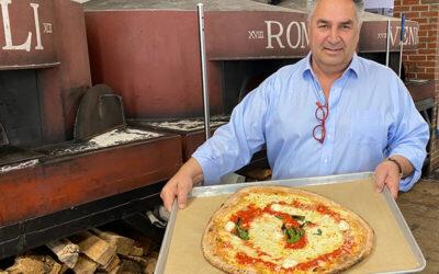 076: Michal Bay – The Inspiration Behind Alino Pizzeria at Merino Mill